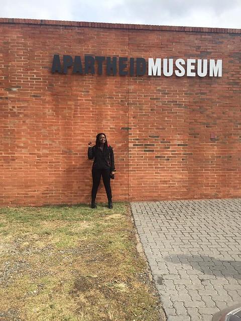 Week 5 - Johannesburg Apartheid Museum