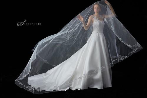 【高雄禮服評價推薦】聖羅雅麗緻婚紗101件禮服的秘密_Atelier Pronovias _(3)