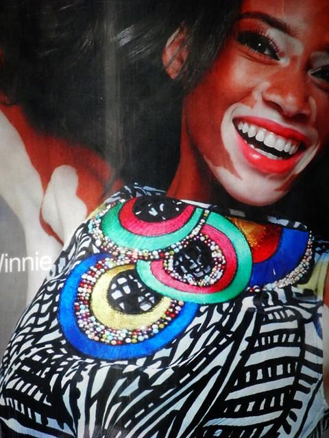 De un cartel de Chantelle Winnie