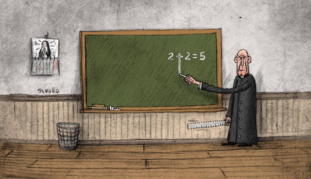 Resultado de imagen de religión y educación