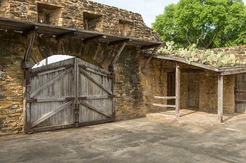 Mission San José Gate