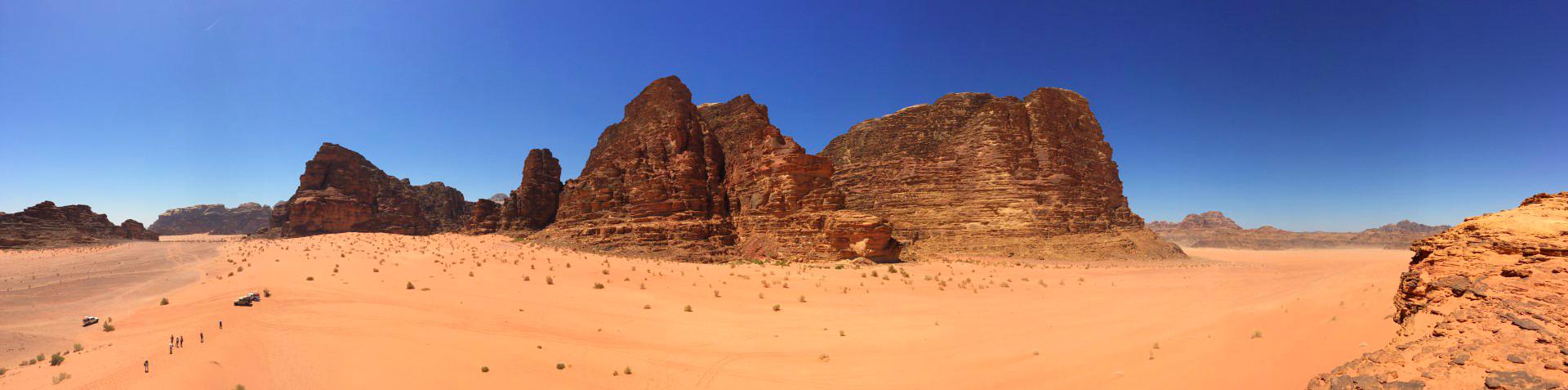 Qué ver en Wadi Rum: Desierto de Wadi Rum en Jordania qué ver en wadi rum - 27672819144 f74446f686 o - Qué ver en Wadi Rum, Jordania