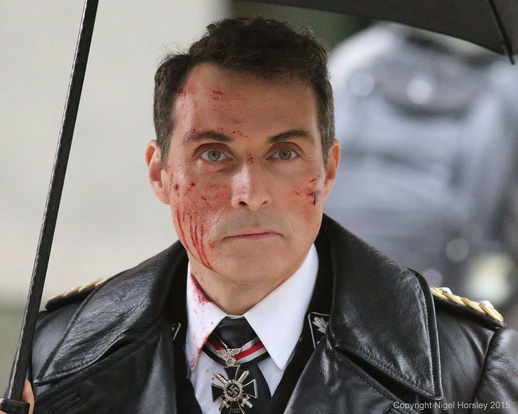 ... Rufus Sewell, The Man in the High Castle, Vancouver, April 21 2015 2