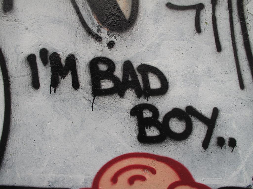 i'm bad boy | duncan c | flickr