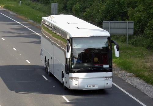 Y12 CBC - Volvo B12B / Van Hool T9 Acron - Cerbydau Berwyn… | Flickr