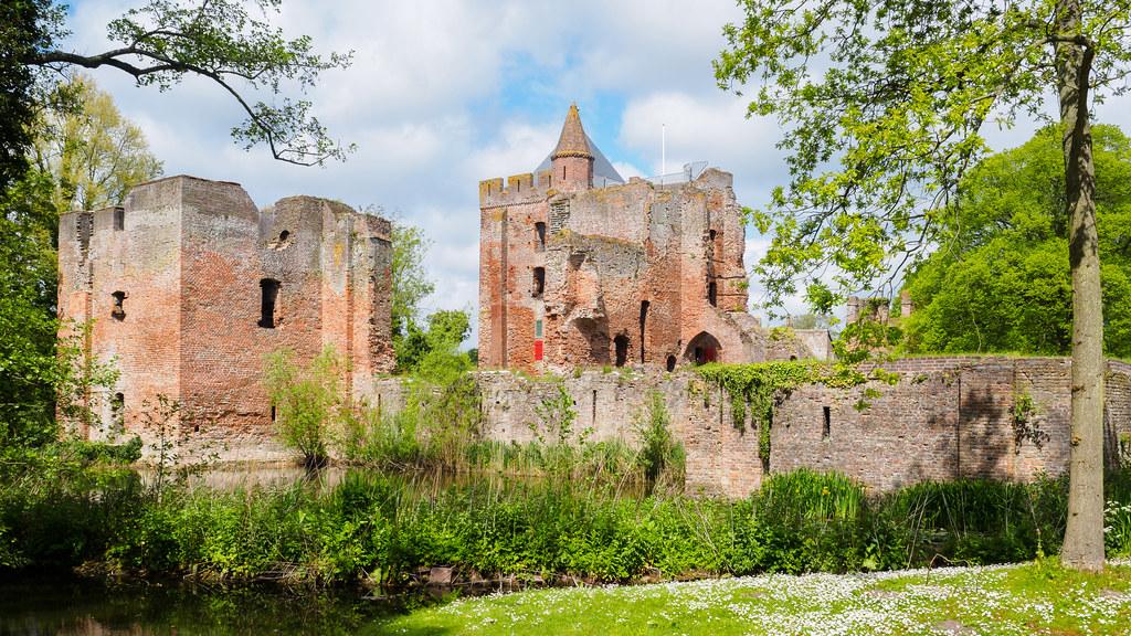 Afbeeldingsresultaat voor ruine van brederode