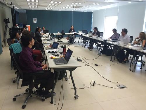 UC MEXUS CONACYT E Waste Governance Workshop