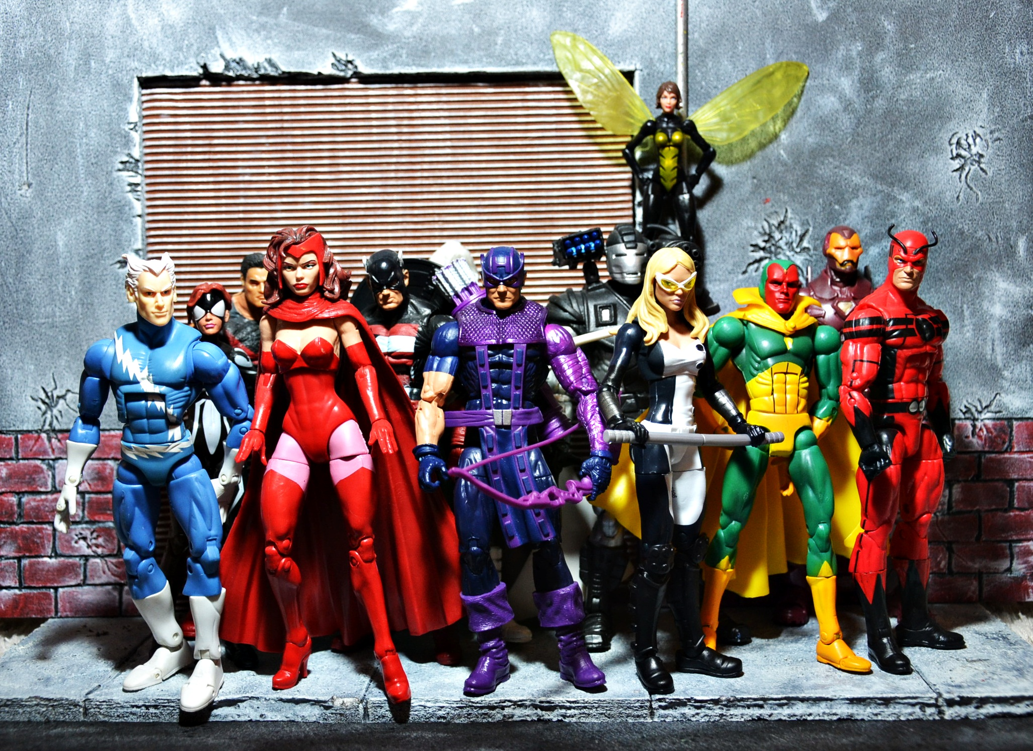 Marvel Legends - Mockingbird