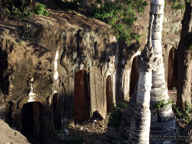 Phowintaung Caves, MM