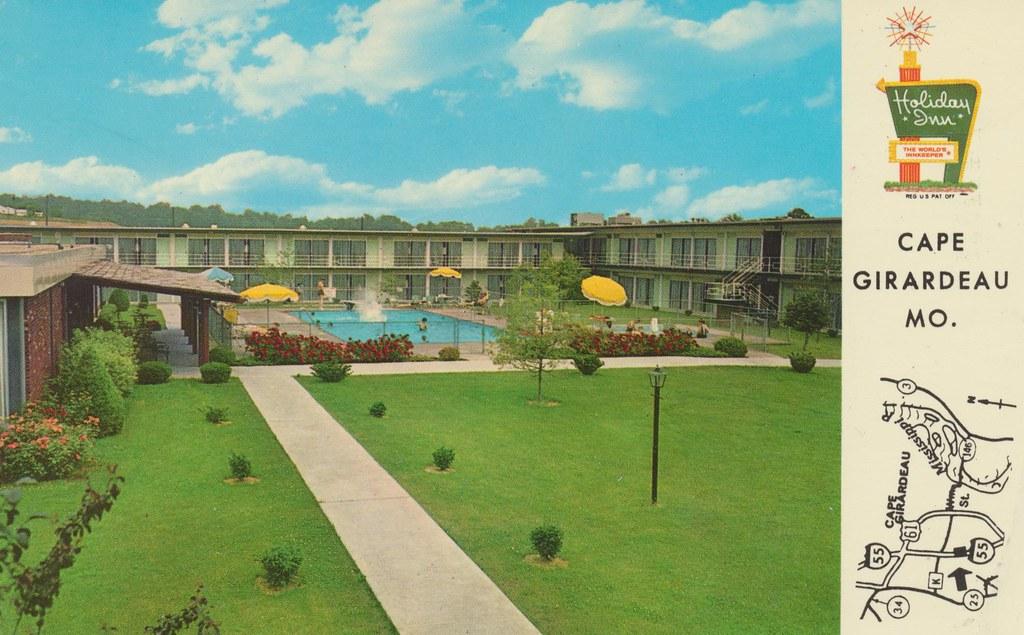 Holiday Inn - Cape Girardeau, Missouri