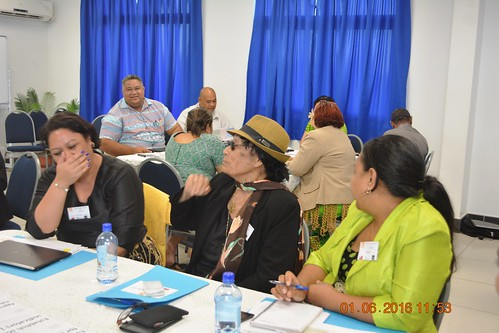 PPCR Monitoring & Evaluation workshop Tonga (54) | by CIFaction
