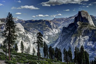 Glacier Point, Yosemite National Park - | by Bruce Tuten