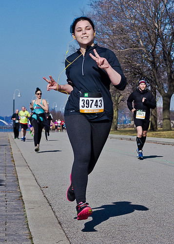 MEC Toronto Race Two The Waterfront Flyer 5K 10K 15K 2015 | by thelearningcurvedotca