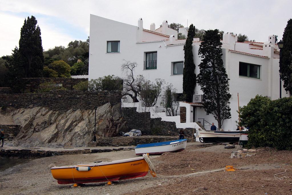 Casa-Museo Salvador Dalí, Port Lligat