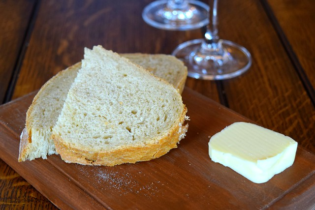 Homemade Bread at The Corner House, Canterbury | www.rachelphipps.com @rachelphipps
