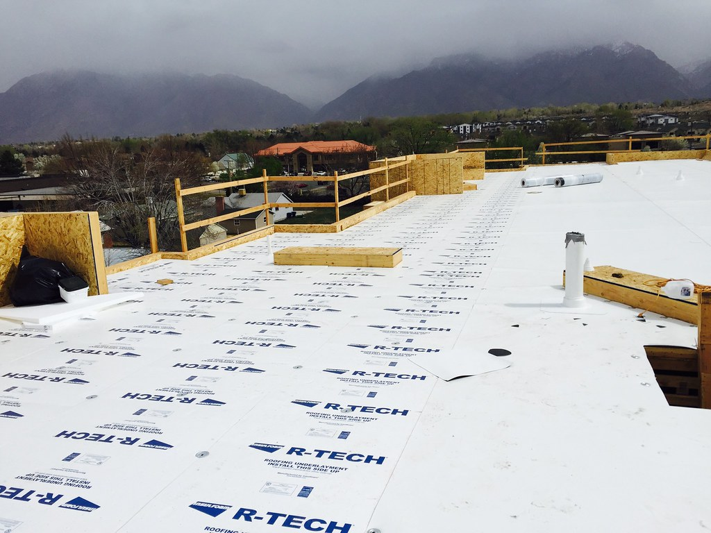 Insulfoam R Tech Roofing