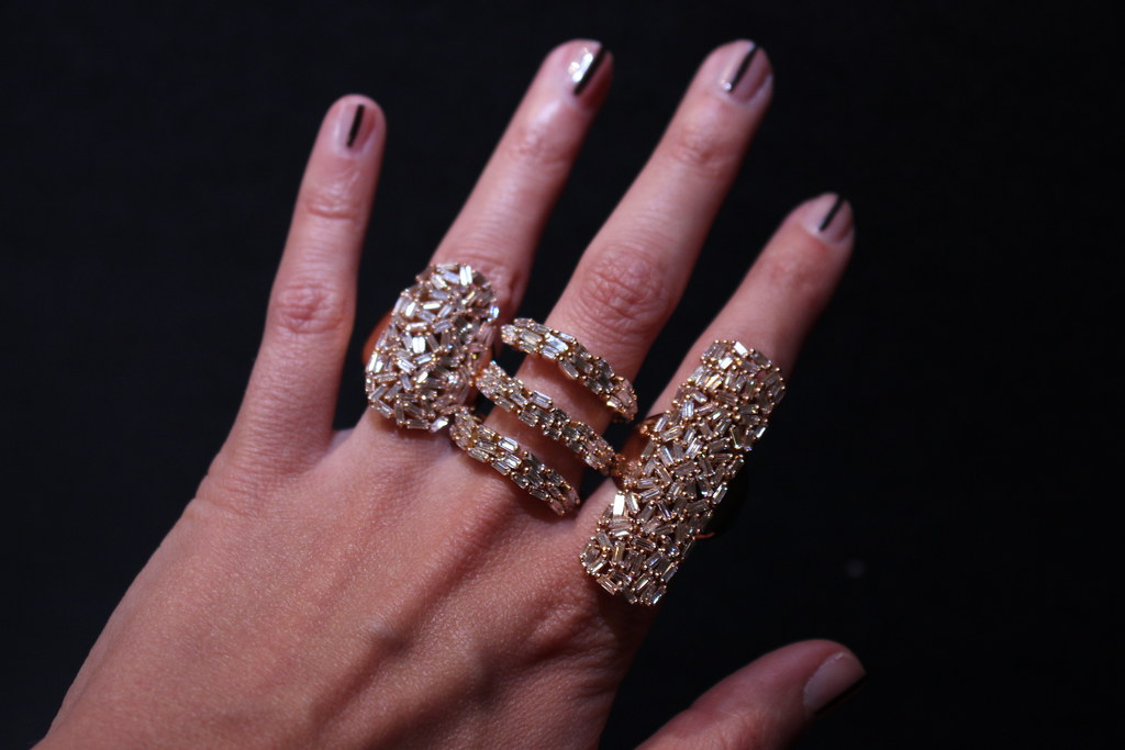 Diamonds at Couture | Gem Gossip