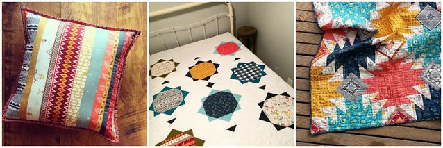 Wild & Free Quilty Inspiration