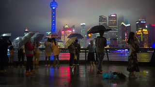 Rainy Night in Shanghai, May 2016 | by Alfred Weidinger