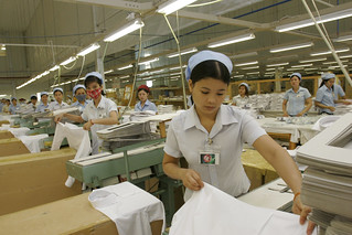 Developing garment industry in Vietnam | by United Nations Industrial Development Organization