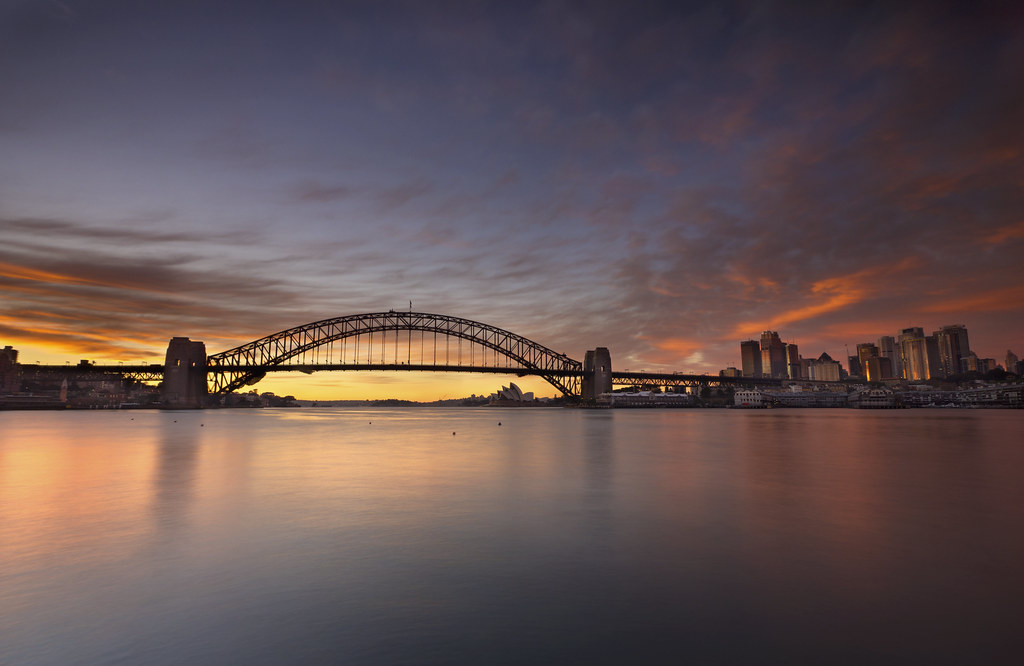 McMahons Point Sunrise