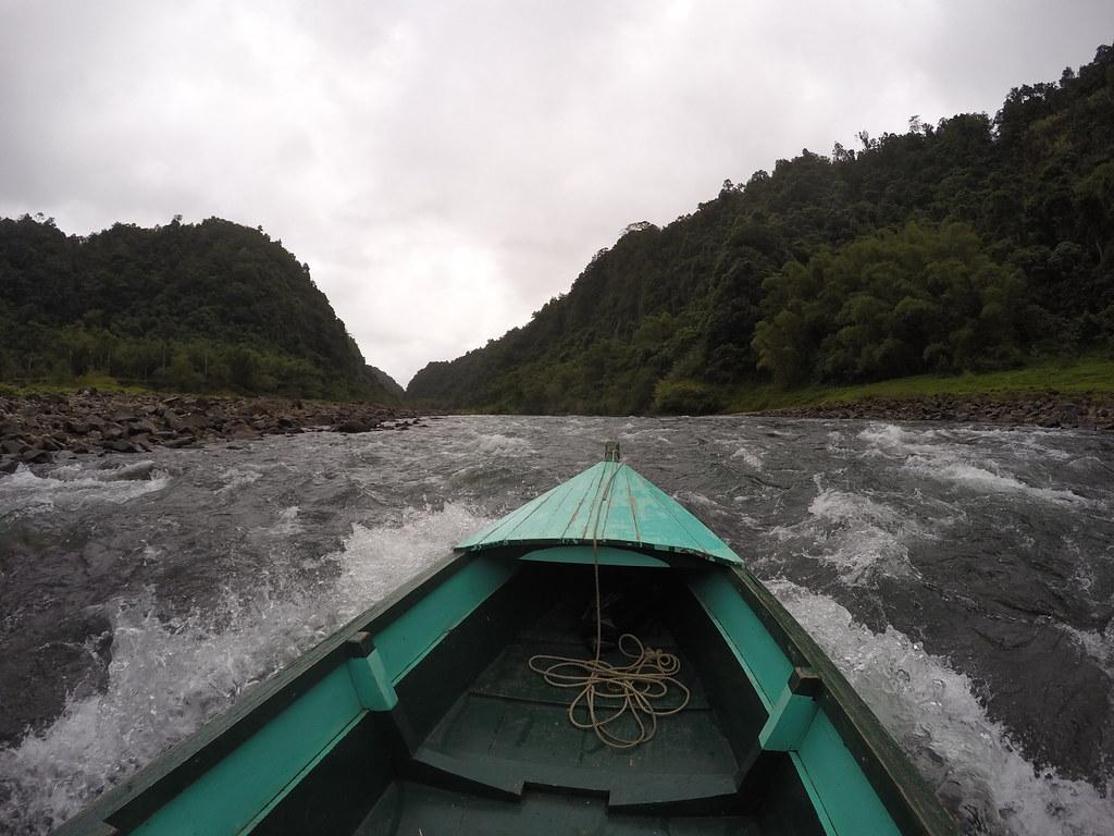 Rapids Navua River Fiji