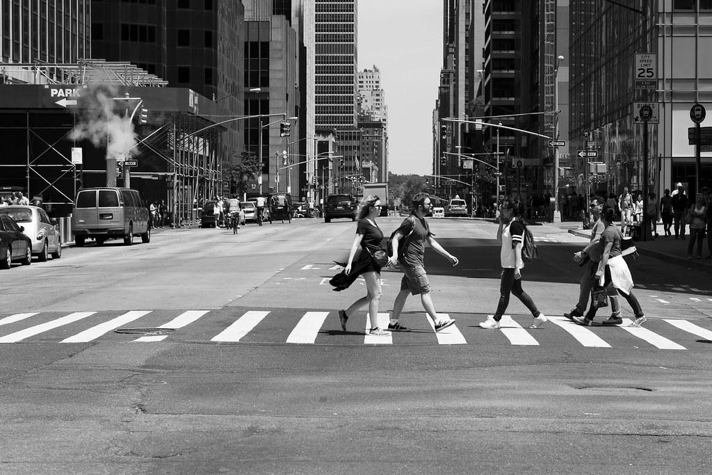 Nyc street photography black and white photography city scene urban life nyc street
