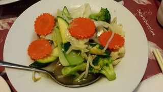 Combination Vegetables from Tian Ran