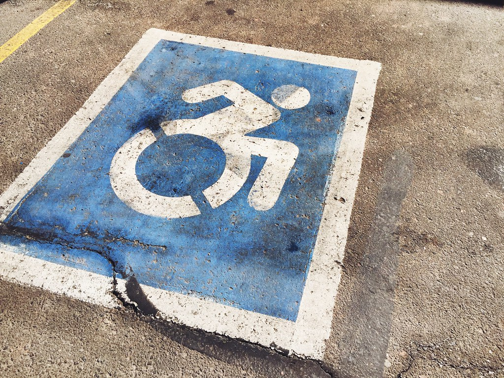 Handicap-Accessible Parking