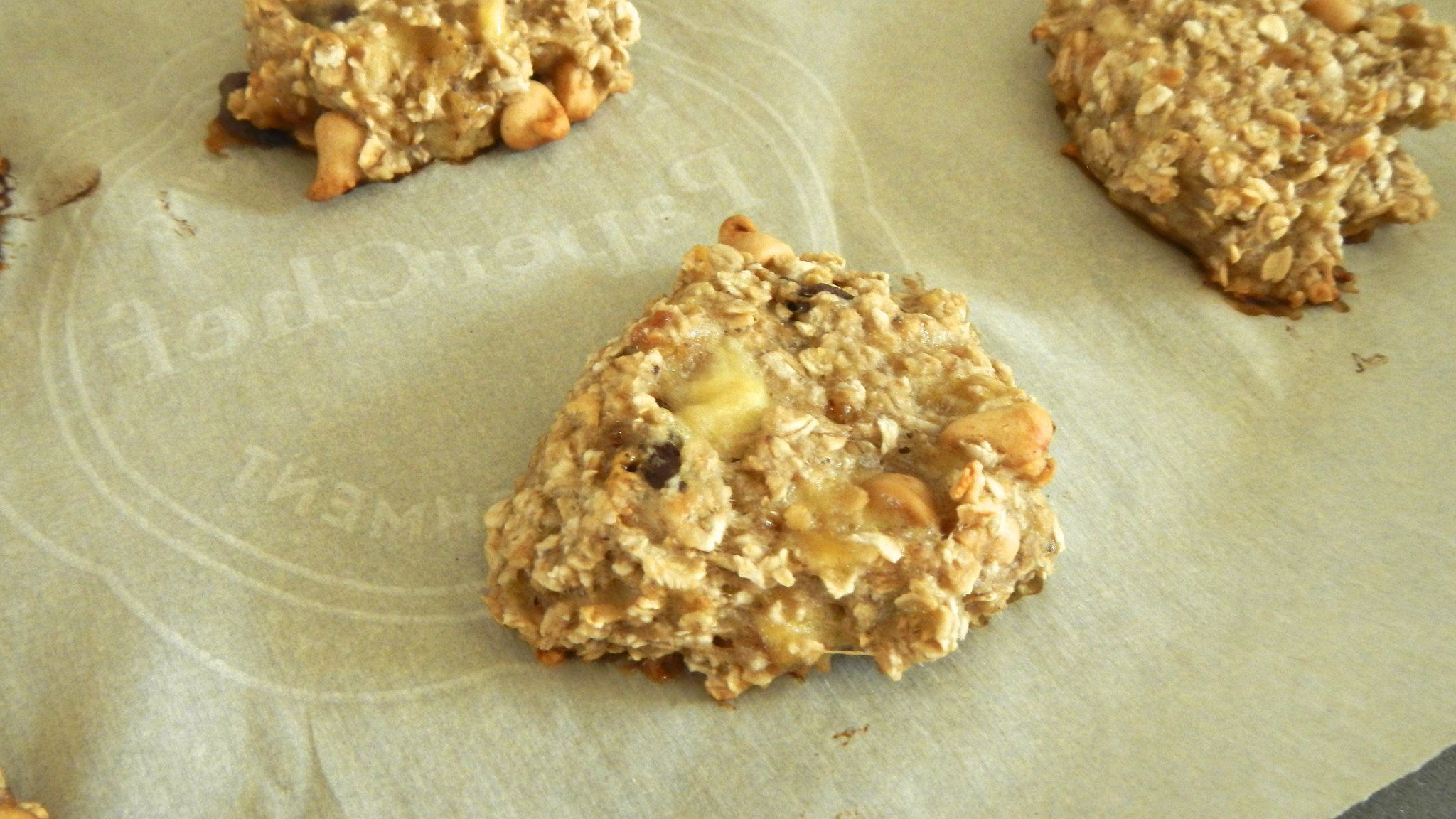 Banana Oat Cookies 10