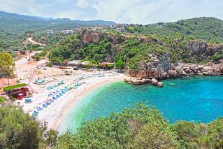 Kaş büyük çakıl plajı (Antalya)  Büyük Çakıl Plajı Kaş ...