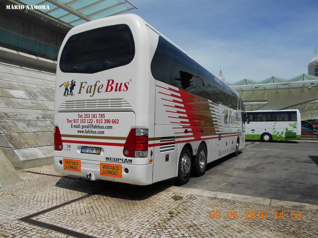 ... Fafe Bus Neoplan Starliner 00 - LH - 10 Gare Oriente [ 2 ] | by