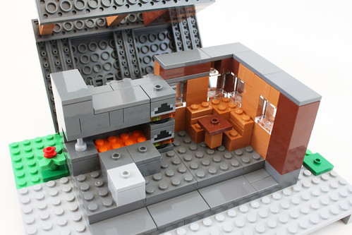 LEGO Minecraft The Village (21128) Review - The Brick Fan | The ...