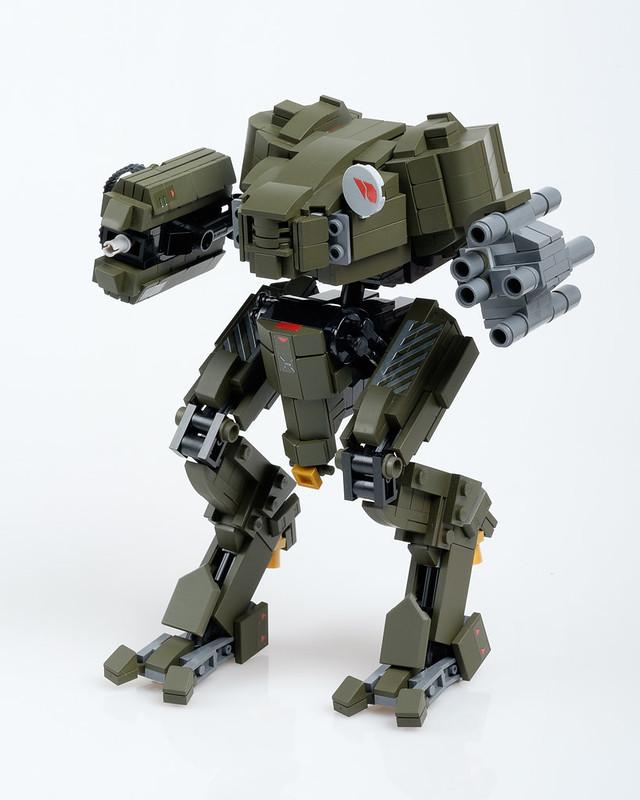 [Blog] Mercredi coup de cœur #8 : Robot. Dinosaure. Géant. 27458338225_be928d3dd9_c
