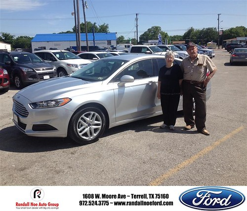 Happyanniversary To Js Risinger On Your 2014 Ford Fusio
