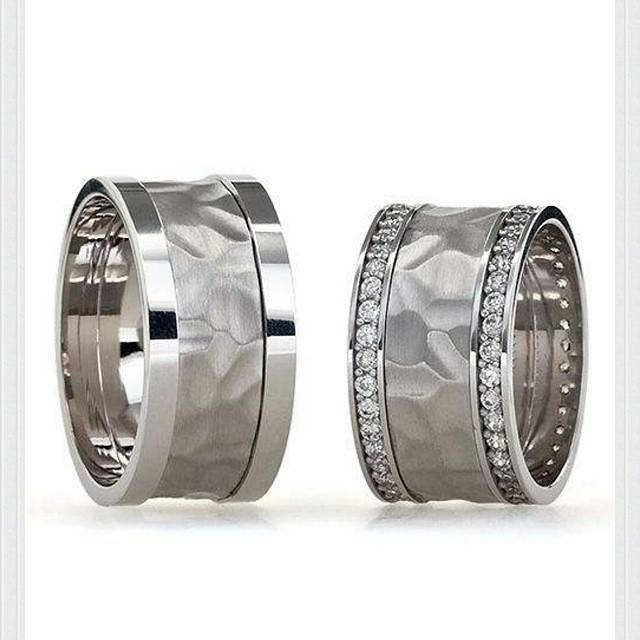 Gunaydin Gumus Alyans Alyansciniz Wedding Ring Silv Flickr
