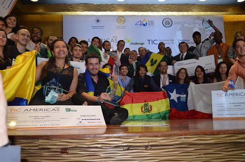 Finales TIC Americas 2016