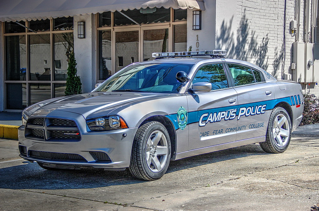 Image result for Cape Fear Community College police