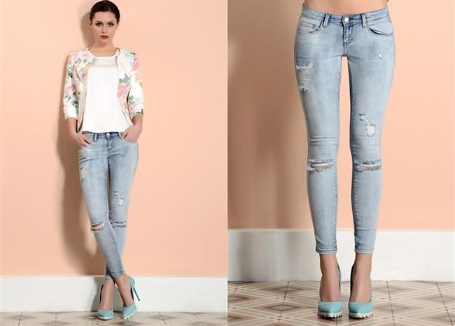 En Trend Bayan Kot Pantolon Modelleri