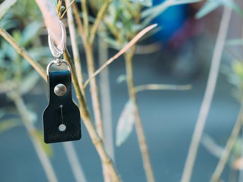 Yellowood - Keychain