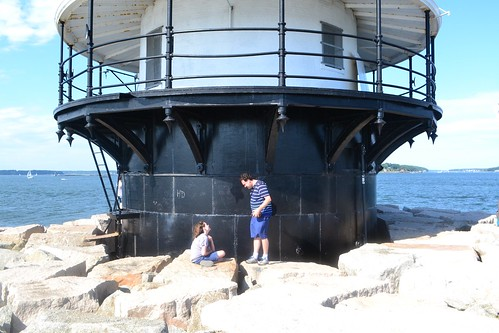 Day 2 - Spring Point Lighthouse