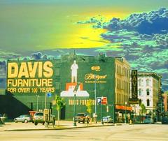 Charmant Cincinnati Ohio ~ Over The Rhine District ~ Davis Furniture ~ Vintage Photo  | By Onasill ...