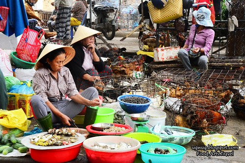 Morning Market, Hoi An
