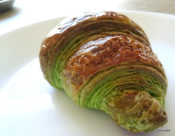 Matcha Croissant