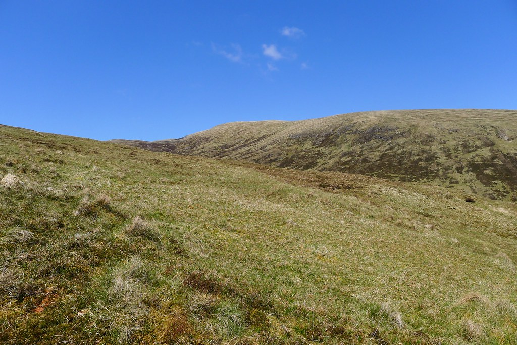 Slopes of Creag Rainich