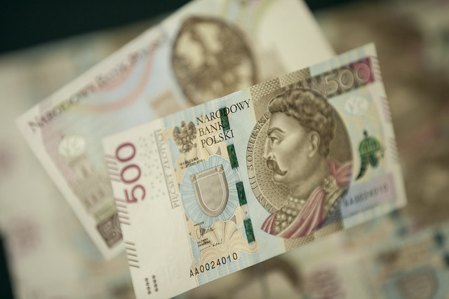 Nowy banknot 500 zł