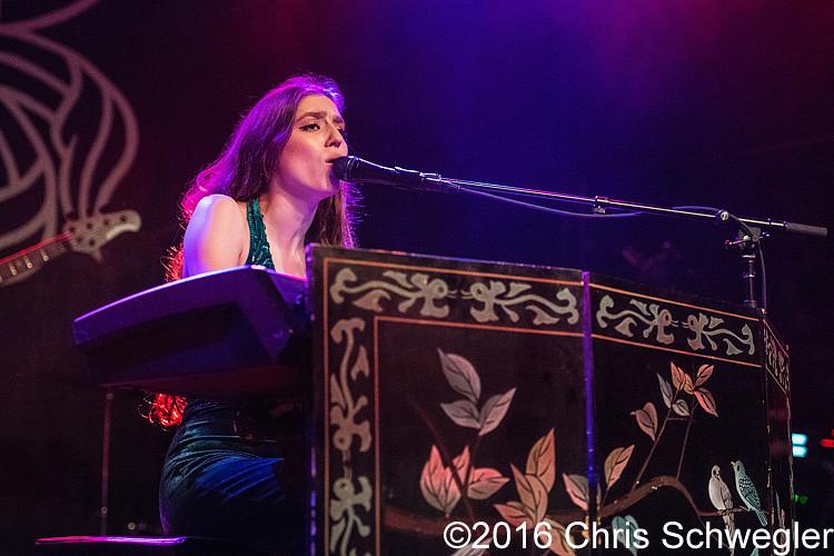Birdy @ Beautiful Lies Tour, Saint Andrews Hall, Detroit