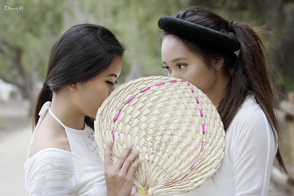 viet nam vietnamese traditional dress ao yem dai fashion m flickr