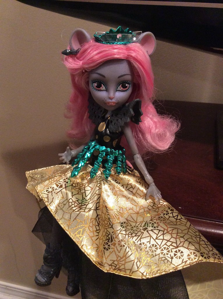 ... Monster High Boo York Mousedes King | by Patty is Timeslip  sc 1 st  Flickr & Monster High Boo York Mousedes King | Patty B | Flickr