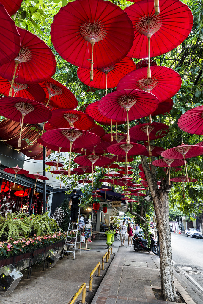 99 Luft Umbrellas